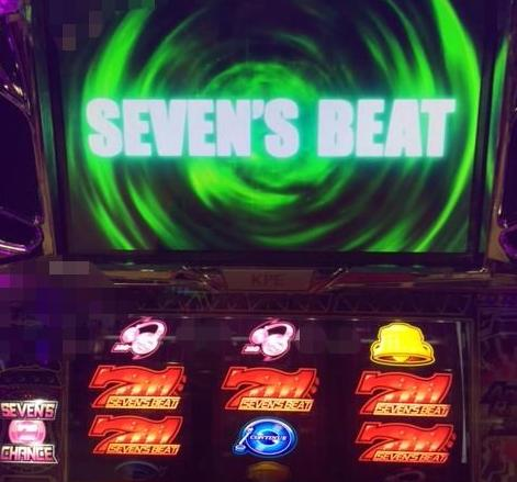 【セブンスビート】初打ち感想・評価「意外とシンプルなゲーム性」