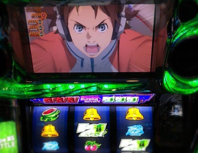 エウレカ2で「青文字モンスーノバトル」でまさかのナビ3回出現!