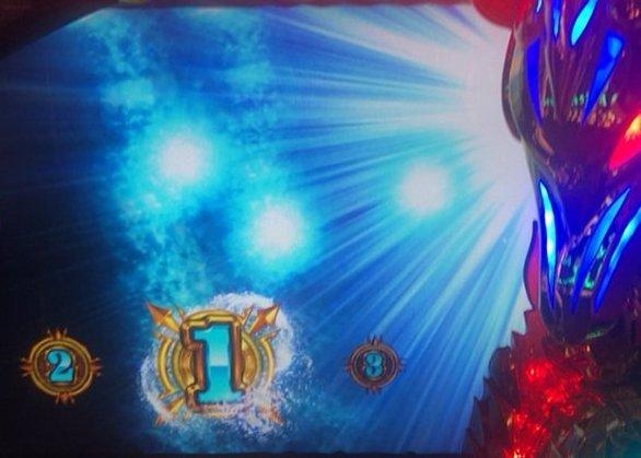 聖闘士星矢海皇で「蓄積小」発生から蓄積MAXまで全ツッパ!